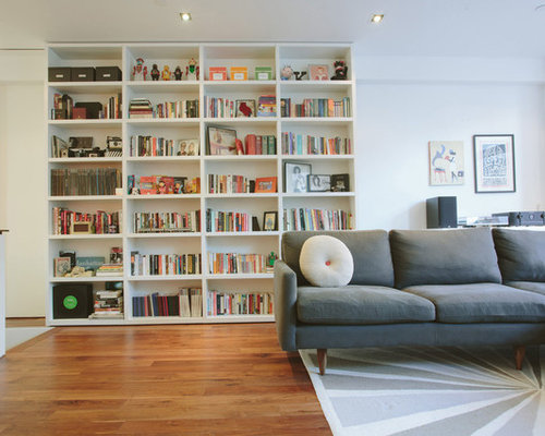 Floor To Ceiling Bookcase Houzz