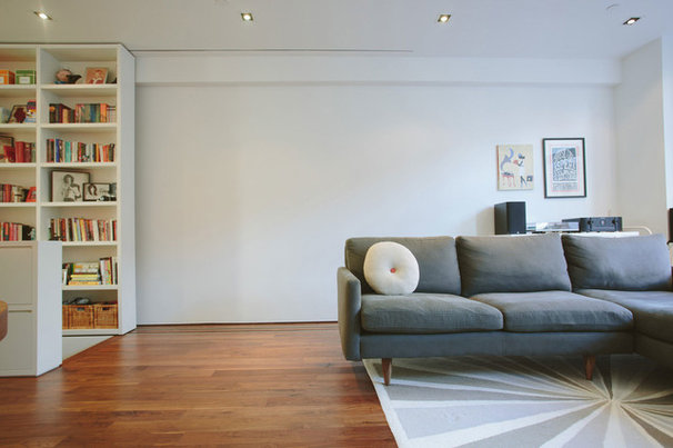 Contemporary Living Room by Raad Studio