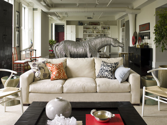 hvac exposed 20 ideas for daring ductwork. Black Bedroom Furniture Sets. Home Design Ideas