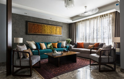 Most Popular Indian Living Rooms of 2020