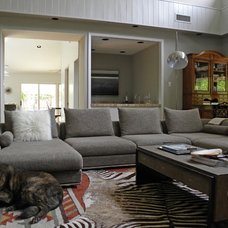 Contemporary Living Room by Sarah Greenman