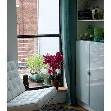 Contemporary Living Room by elementsofstyleblog.com