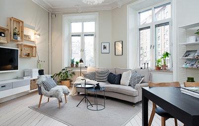 Guía práctica para disfrutar con la decoración de tu primera casa
