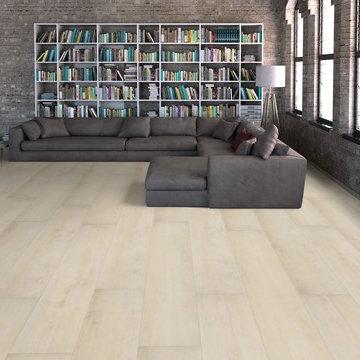Nordland Vinyl Plank Flooring - Wood Grain