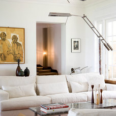 Contemporary Living Room North Bay II, Miami Beach, Florida