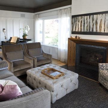 North End Formal Living Room