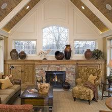 Wood stove/fireplace ideas