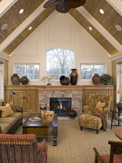 Pine Ceiling Home Design Ideas Pictures Remodel And Decor