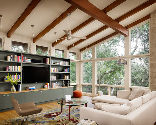 Modern Contemporary Entertainment Center Ideas, Pictures, Remodel