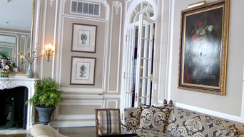 North Shore, Long Island Custom Moulding and Trim Installation and Painting
