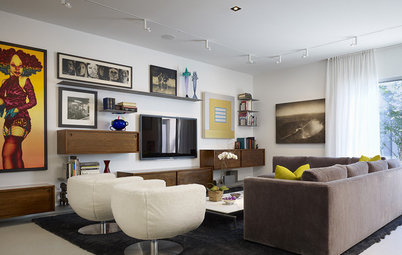 Where to Position Your Living Room TV