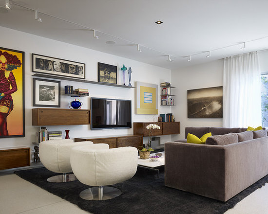 wall mount tv ideas | houzz