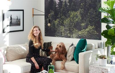 Houzz Tour: Toronto Homeowners Channel California