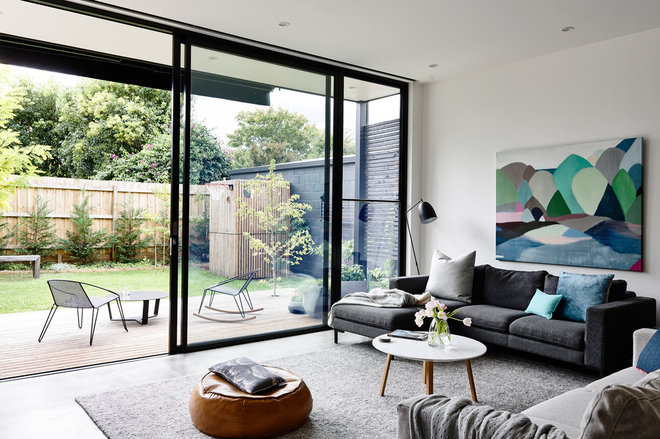 Contemporary Living Room by Heartly
