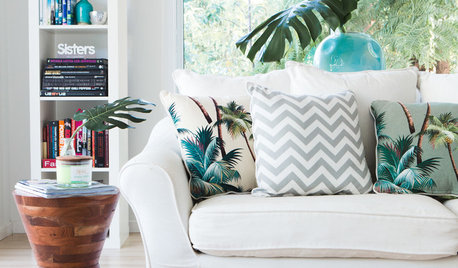 10 Refreshing Living Room Updates to Try This Summer