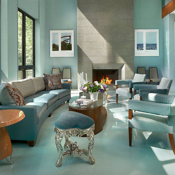 Northern Chicago Suburb Home - Interior Design