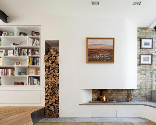 Log Storage | Houzz