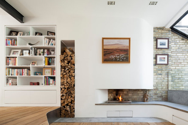 Современный Гостиная by Scenario Architecture