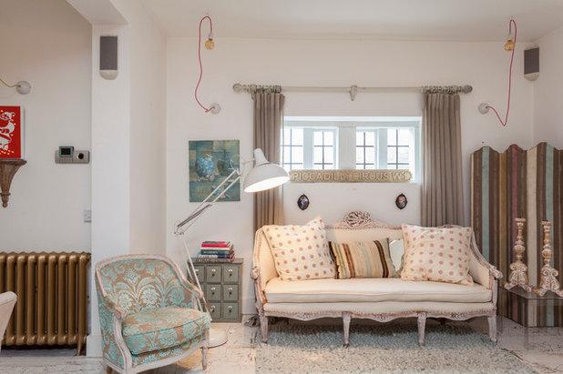 Klassisch Wohnbereich by Chris Snook