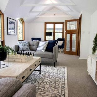 Soggiorno stile loft Adelaide - Foto e Idee per Arredare
