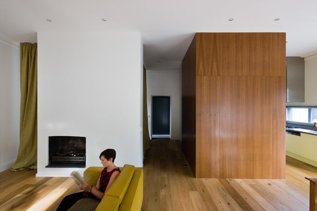 Houzz Tour Adelaide Bluestone Cottage Turns To Face The