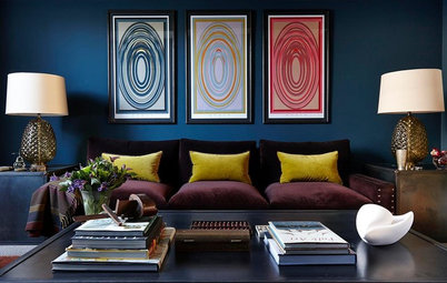 5 Best Colours for Small Living Rooms