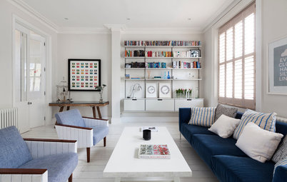 13 Stylish Storage Solutions for Living Rooms