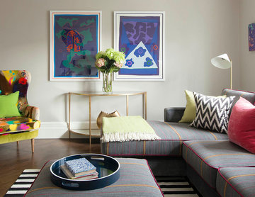 Notting Hill Furniture Staging
