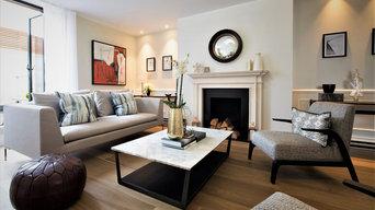 Notting Hill House Development 1 - Living Room