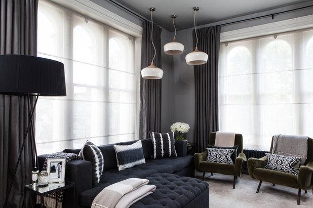 Contemporary Living Room by Simon Eldon Photography Ltd
