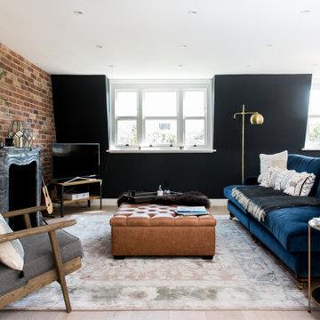 Notting Hill Loft Style Apartment