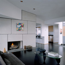 Modern Living Room by David Coleman / Architecture
