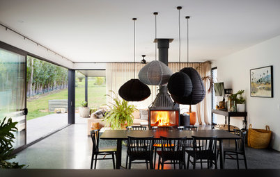 Tour an Australian Designer's Modern-Meets-Traditional Home