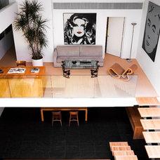 Contemporary Living Room by Lars Bolander Ltd