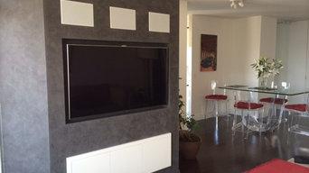 NYC APT Living room