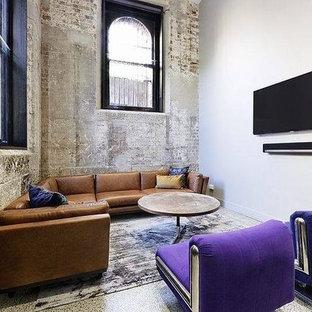 NYC Custom TV + Soundbar Installation