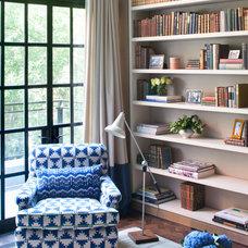 Contemporary Living Room by Lien Luu Ltd.