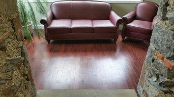 Oak Cherry Engineered Hardwood Flooring