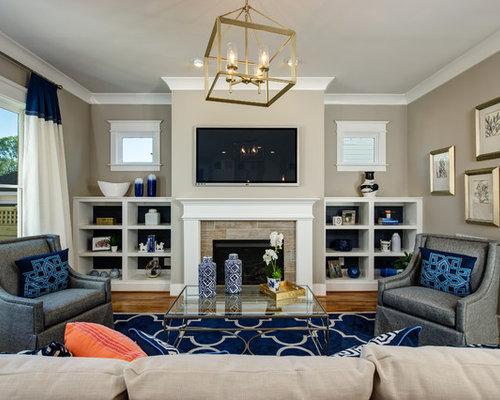 klassische wohnzimmer mit gebeiztem holzboden ideen. Black Bedroom Furniture Sets. Home Design Ideas