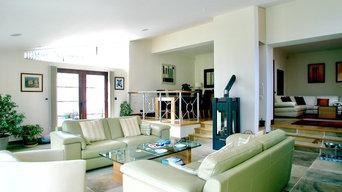 Oakenend - Living Room Inward