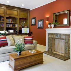 traditional living room by mark pinkerton  - vi360 photography