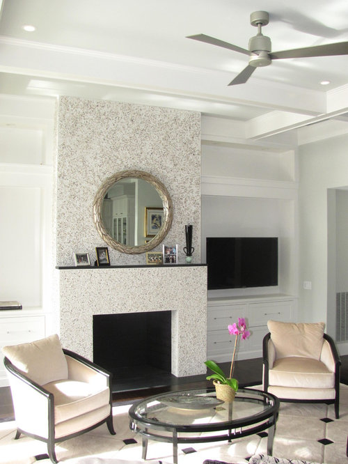 Tabby Fireplace Home Design Ideas, Renovations & Photos