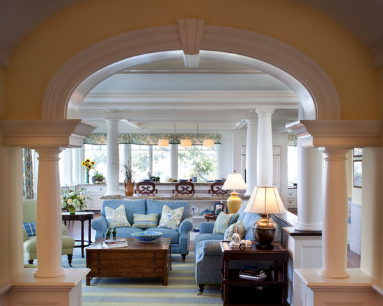 Attractive SaveEmailColumn Arch Living Room Ideas Design Photos Houzz
