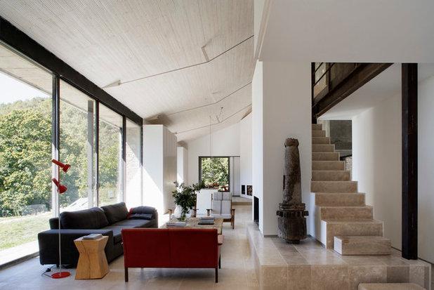 Contemporáneo Salón by ÁBATON