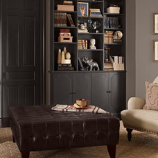 Traditional Living Room by BEHR®