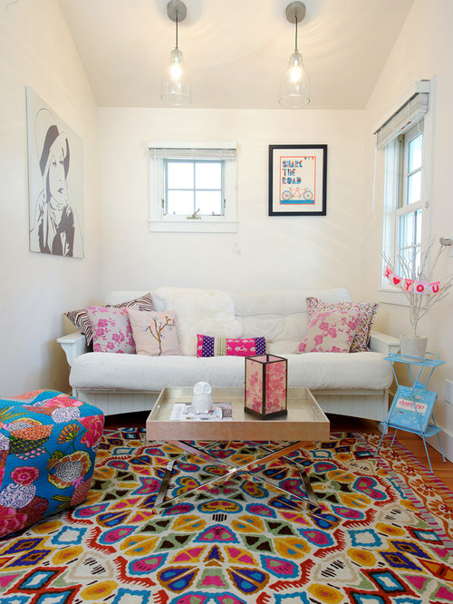 Houzz | Patterned Rug Design Ideas & Remodel Pictures