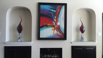 Oil Paintings and Frames