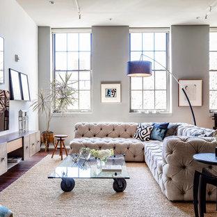 75 Most Popular Loft Style Living Room Design Ideas For 2019