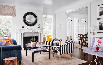 Fresh Touches Bring a Classic 1920s House Back to Life