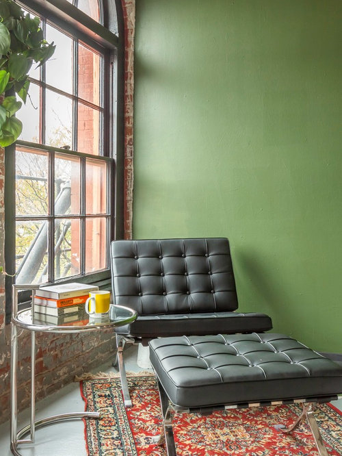 Chic luxury with a rock n 39 roll edge for Rock n roll living room